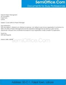 Leading Professional Director Cover Letter Examples
